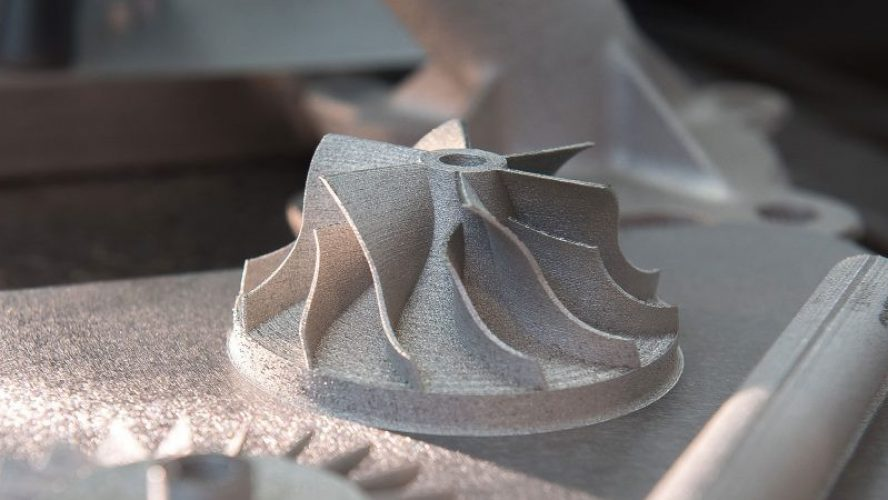 additive manufacturing - titanium printing